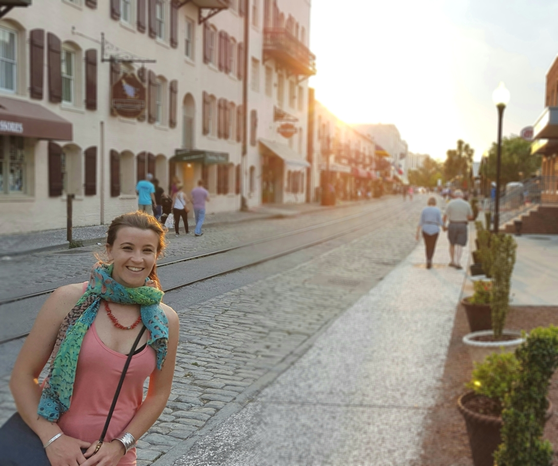 River Street Savannah