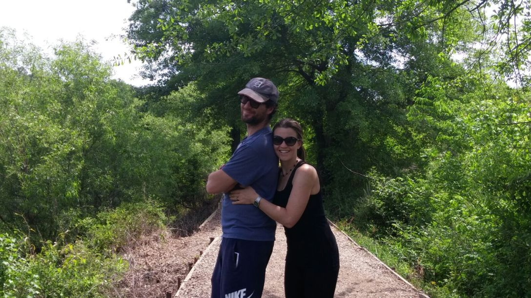 Couples traveling Americas
