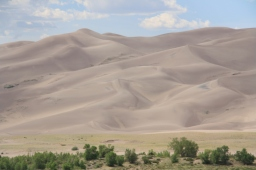 Great Sand Dunes to Brown's Canyon, Colorado