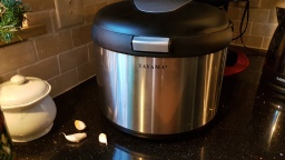 The thermal cooker